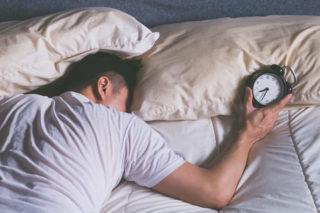como dormir despues de consumir coca