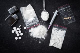 Drogas más peligrosas