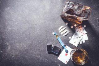 consecuencias del consumo de drogas