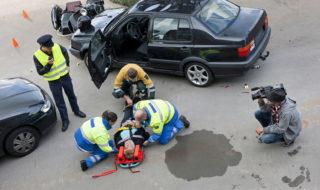 el consumo de drogas de abuso, ¿tiene relacion con los accidentes más graves?.