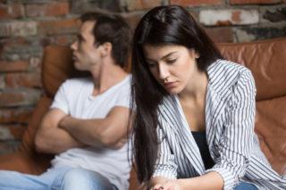 problemas en el matrimonio